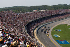 NASCAR  Sprint Cup Series Aarons 499 Apr 26 Royalty Free Stock Photography