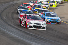 NASCAR 2013:  Sprint Cup Series AdvoCare 500 November 10 Royalty Free Stock Image