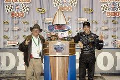 NASCAR:  Sprint Cup Series Auto Club 500 Feb 22 Stock Photos