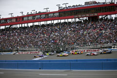 NASCAR:  Sprint Cup Series Auto Club 500 Feb 22 Royalty Free Stock Image