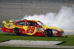 NASCAR Sprint Cup Series Budweiser Shootout Royalty Free Stock Photography