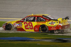 NASCAR Sprint Cup Series Budweiser Shootout Stock Photos