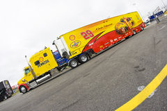NASCAR: Sprint Cup Series Coca Cola 600 21 May stock image