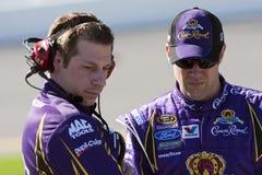 NASCAR Sprint Cup Series Daytona 500 Royalty Free Stock Images