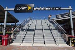 NASCAR Sprint Cup Series Daytona 500 Royalty Free Stock Photos