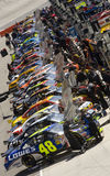 NASCAR Sprint Cup Series Food City 500 Stock Photography