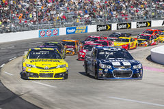 NASCAR 2013:  Sprint Cup Series GOODY'S HEADACHE RELIEF SHOT 500 Royalty Free Stock Photography