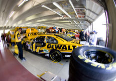 NASCAR Sprint Cup Series Kobalt 500 Royalty Free Stock Photo