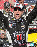NASCAR Sprint Cup Victory Lane Royalty Free Stock Photography