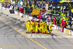 NASCAR 2013:  Sprint Cup Series Pure Michigan 400 August 18 Stock Photo