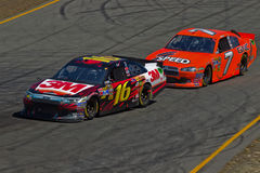 NASCAR Sprint Cup Series race Stock Photo