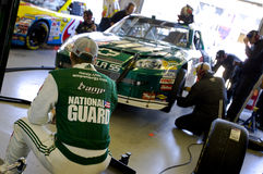 NASCAR Sprint Cup Series Samsung 500 Apr 3 Royalty Free Stock Photo