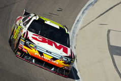 NASCAR  Sprint Cup Series Samsung 500 Apr 4 Stock Images