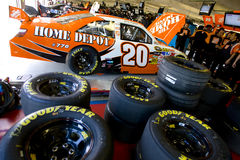 NASCAR Sprint Cup Series Samsung 500 Apr 4 Royalty Free Stock Photography