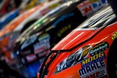 NASCAR Sprint Cup Series Shelby 427 Feb 27 stock photo