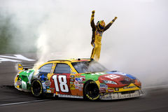 NASCAR Sprint Cup Series Shelby 427 Mar 01 stock images