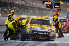 NASCAR  Sprint Cup Series Southern 500 May 09 Stock Photos