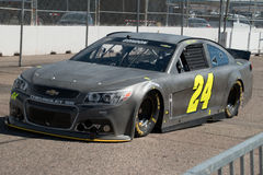 NASCAR Sprint Cup Testing Stock Photo