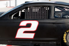 NASCAR Sprint Cup Testing Stock Images