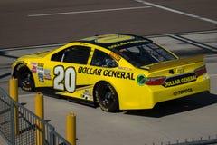 NASCAR Sprint Cup Testing Stock Photography