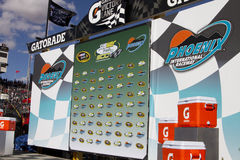 NASCAR Sprint Cup Victory Lane Stock Image
