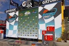 NASCAR Sprint Cup Victory Lane Royalty Free Stock Images