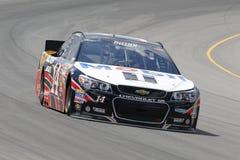 NASCAR 2013:  Sprint filiżanki serie Czysty Michigan 400 Sierpień 16 Obrazy Royalty Free