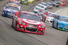NASCAR 2013:  Sprint filiżanki serie AAA Teksas 500 Listopad 03 Obrazy Royalty Free