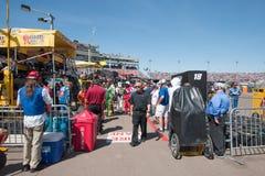 NASCAR Sprint filiżanki serie przy Phoenix Zdjęcia Royalty Free