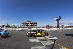 NASCAR 2013:  Sprint-Schalen-Reihe GoBowling.com 400 am 4. August Stockfoto