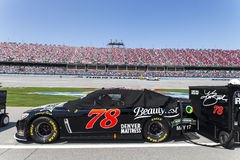 NASCAR 2013:  Sprinta koppserien Aarons 499 MAJ 05 Arkivfoto