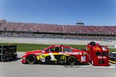NASCAR 2013:  Sprinta koppserien Aarons 499 MAJ 05 Arkivbild