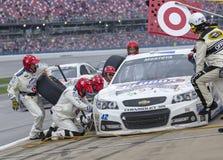 NASCAR 2013:  Sprinta koppserien Aarons 499 MAJ 05 Arkivbilder