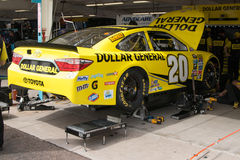NASCAR sprintar koppserier på Phoenix Arkivfoto