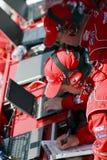 NASCAR sprinten Cup-Serien Aarons 26. April 499 Lizenzfreie Stockbilder