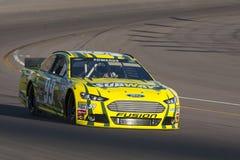 NASCAR 2013: Sprinten Sie Cup Serie Untergrundbahn neues Passsitz 500 1. März Stockbild