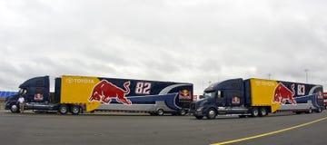 NASCAR: Sprinten Sie Cup-Serien-Coca Cola 21. Mai 600 stockfotos
