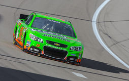 NASCAR 2013: Sprinten Sie Schale Reihe Kobalt Werkzeuge 400 7. März Stockfotografie