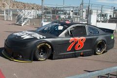 NASCAR-Sprintkop het Testen Royalty-vrije Stock Afbeelding