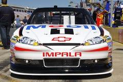 NASCAR - Stewart #14 Mobil 1 carro Fotografia de Stock Royalty Free