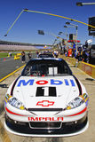NASCAR - Stewart #14 Mobil 1 Chevy Royalty Free Stock Photos