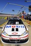NASCAR - Stewart #14 Mobil 1 Chevy Fotos de archivo libres de regalías