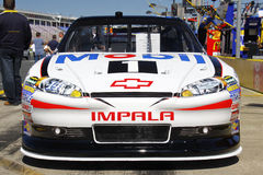 NASCAR - Stewart #14 Mobil 1 coche Fotografía de archivo libre de regalías