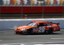 NASCAR - Stewart aux 600 Photos stock