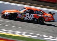 NASCAR - Stewart dans le mouvement Photographie stock libre de droits