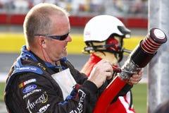 NASCAR - Sucesso igual dos detalhes Imagens de Stock Royalty Free