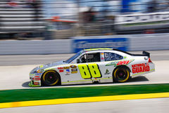 NASCAR Tal-jr. im #88 Stockfotos