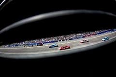 NASCAR: Talar dragande nytta autism för Maj 15 amerikanska motorförbundet 400 Royaltyfri Fotografi
