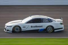 NASCAR-Test Lizenzfreies Stockfoto