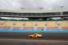 NASCAR Testing - Oct. 4, 2011 Royalty Free Stock Photography